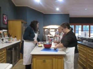 hands-on cooking workshops